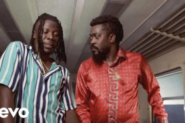 VIDEO: Stonebwoy - Shuga ft. Beenie Man