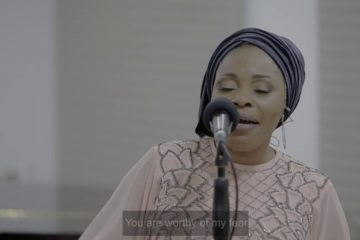 VIDEO: Tope Alabi & TY Bello - Iwo Lawa O Ma Bo