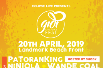 Ray BLK, Kenya's Blinky Bill, Ghana's Joey B, DJ Cuppy And The Legendary Sir Shina Peters Join Line Up for GidiFest 2019