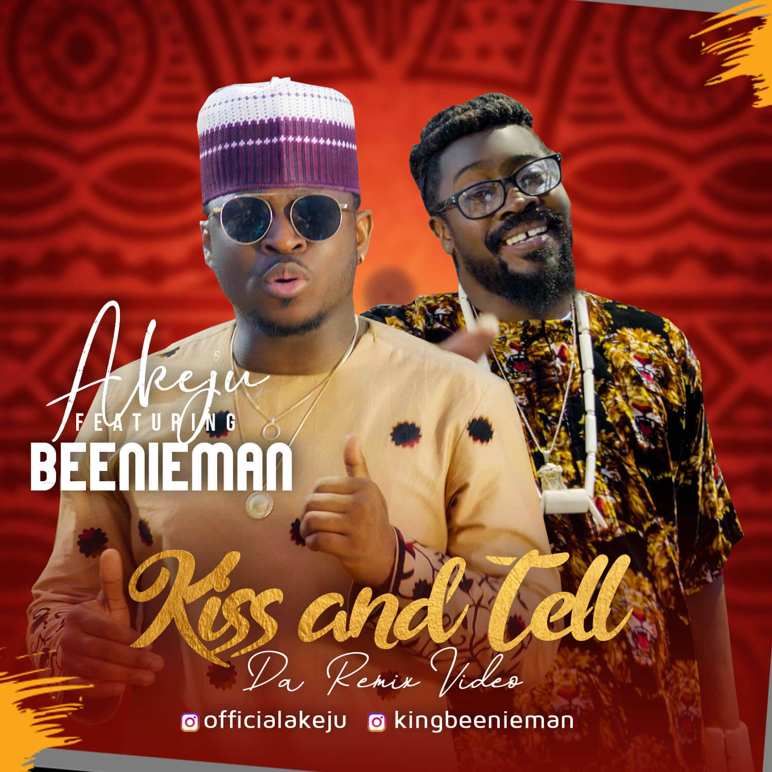VIDEO: Akeju x Beenie Man – Kiss and Tell (Remix)