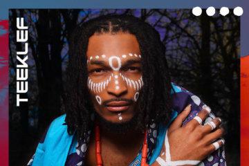 Teeklef – AfroPop (EP)