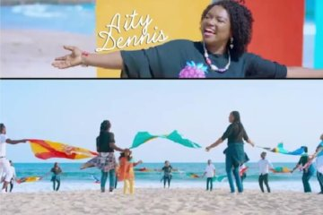 VIDEO: Aity Dennis ft. Eben - You Are The Greatest