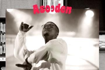 Ko-Jo Cue - Asoɔden ft. Shaker
