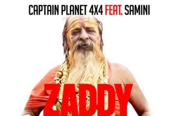 Captain Planet (4×4) ft. Samini – Zaddy