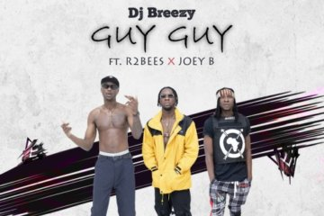 DJ Breezy ft. Joey B & Mugeez – Guy Guy