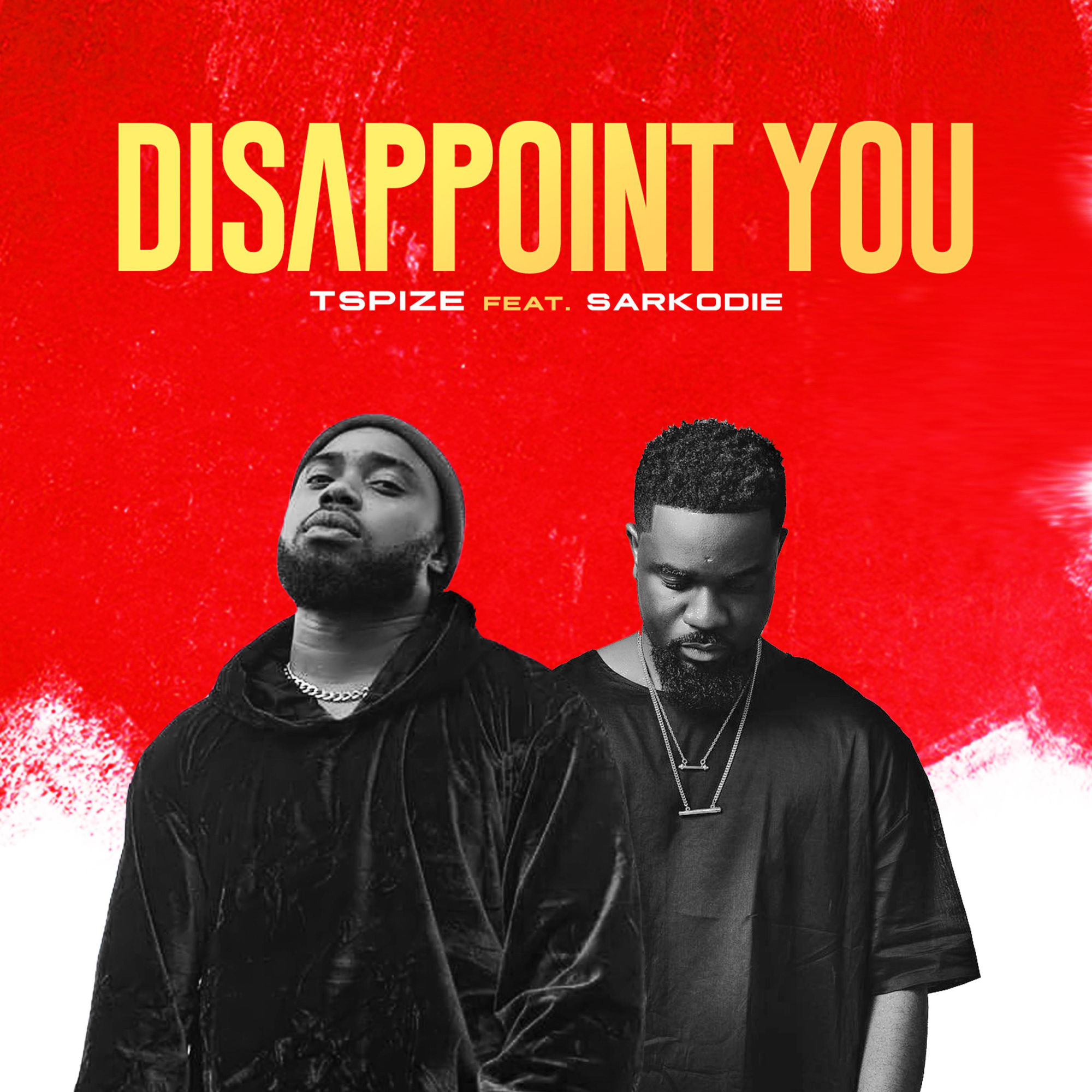 Tspize ft. Sarkodie - Dissapoint You