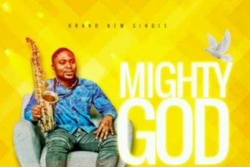 Seunzzy Sax – Mighty God
