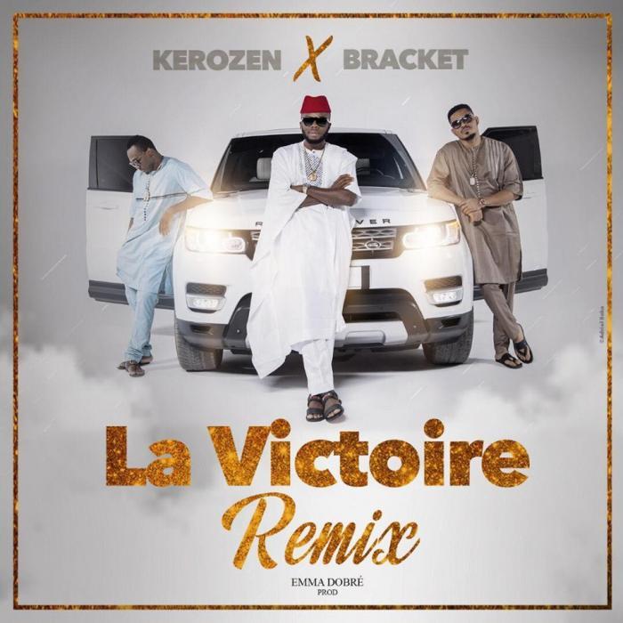 VIDEO: Kerozen ft. Bracket - La Victoire (Remix)