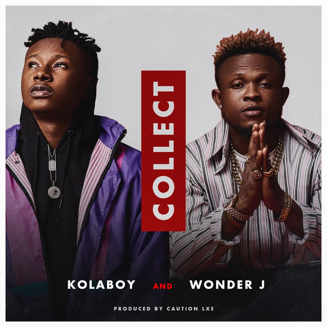 Kolaboy & Wonder J – Collect