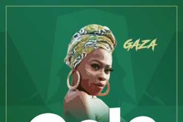 Lisa George (Gaza) – Gele