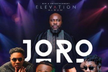 Big A Entertainment Presents: Masterkraft x Ajaeze x CDQ x Zoro - JORO