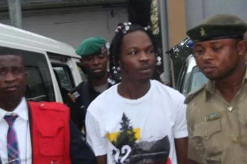 Naira Marley Granted Bail of 2Million Naira!