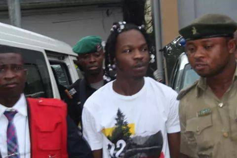 Naira Marley Finally Leaves EFCC Custody 14 Days After He Was Granted Bail