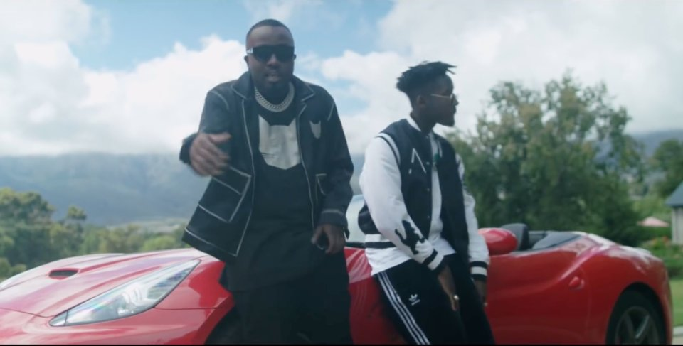 VIDEO: Ice Prince ft. Mr Eazi - In A Fix