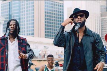VIDEO: Praiz ft. Stonebwoy – Hustle