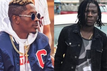 Ghanaian Dancehall Act, Stonebwoy, Allegedly Arrested For Pulling A Gun At Shatta Wale, Watch Video