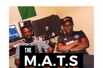 #theMATSpodcast (Ep. 15): The Warri-Sapele Pidgin Edition w/ Squeeze Tarela