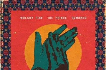 Walshy Fire ft. Ice Prince & Demarco - Round Of Applause