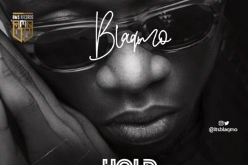 "Mino Holy Trinity Winner - Blaqmo, Drops New Single Dubbed ""Hold Something"" 