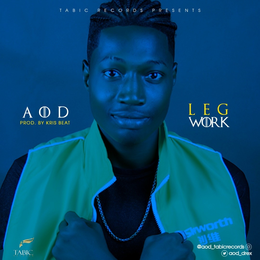 AOD – Leg Work | Give Me Your Number