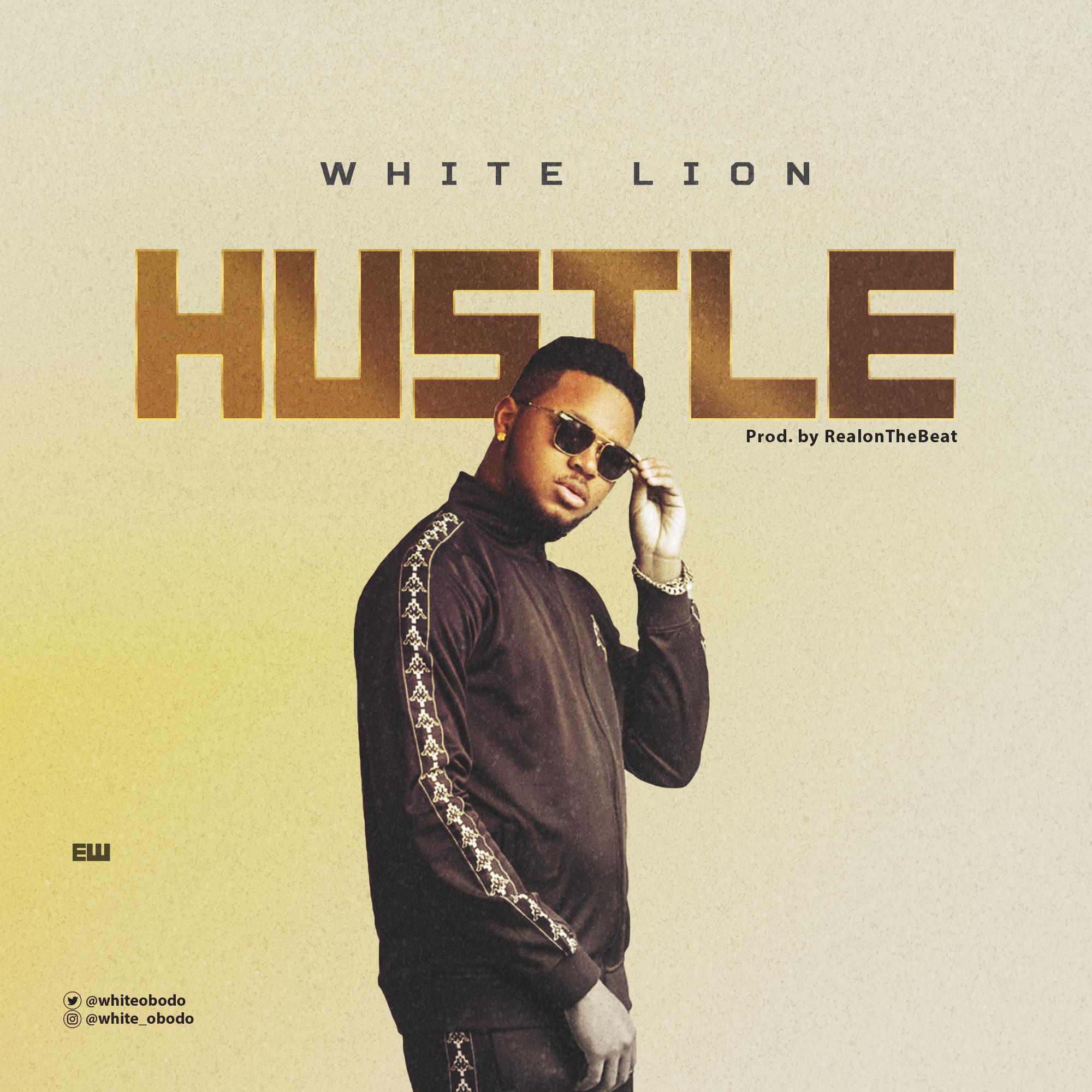 WHITE LION – HUSTLE