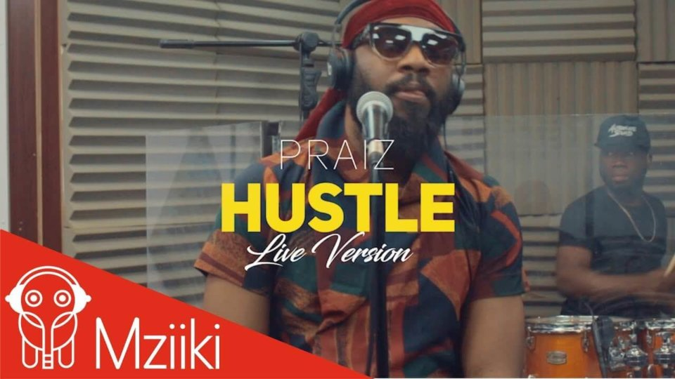 Praiz - Hustle ft. Alternate Sound (Live Version)