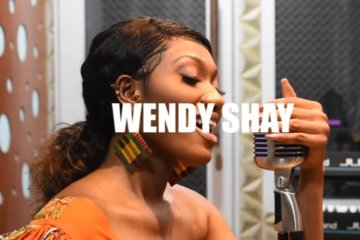 VIDEO: Wendy Shay – Mama
