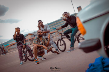 VIDEO: Tchap0 ft Boybreed  – Hit and Run