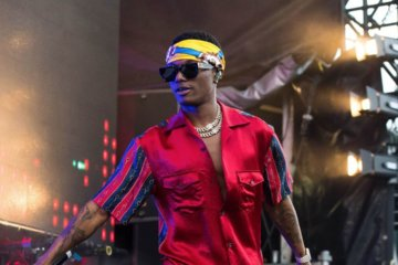 Made in Lagos Wizkid