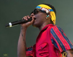 Nigerian artists international festivals