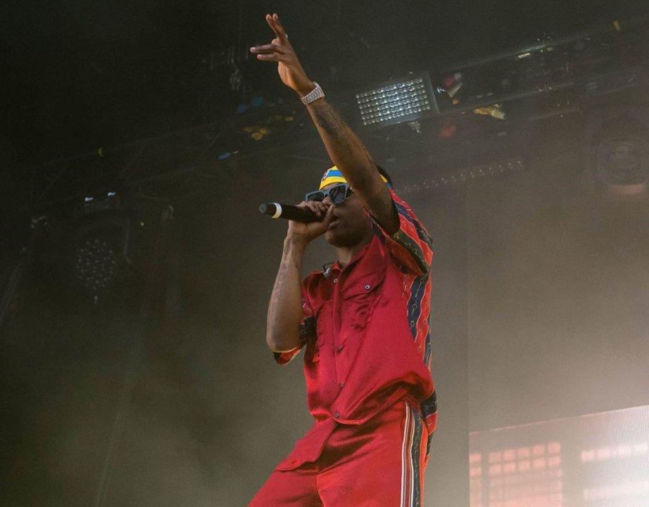 Wizkid shuts down The Ends Festival