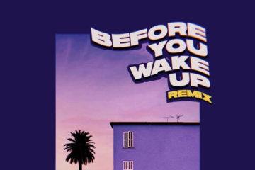 Adekunle Gold – Before You Wake Up (Remix) ft. Vanessa Mdee