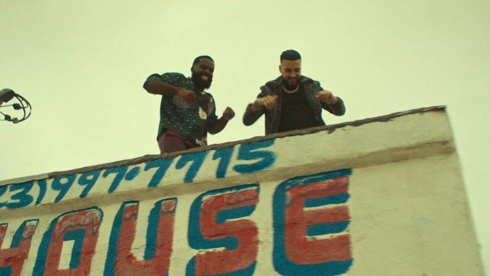 VIDEO: Afro B - Joanna (Remix) ft. French Montana