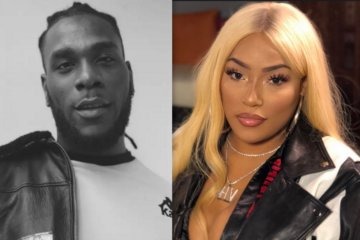 Stefflon Don says Burna Boy is her husband