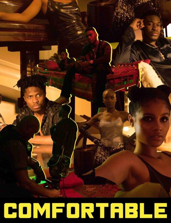 VIDEO: Nonso Amadi ft. Kwesi Arthur - Comfortable