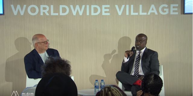 VIDEO: Efe Ogbeni x Joel Katz talk about Global Impact of African Music