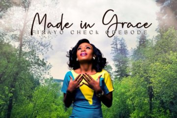 Fisayo Check - Made In Grace (Album)