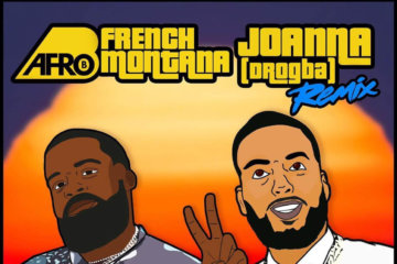Afro B – Joanna (Remix) ft. French Montana
