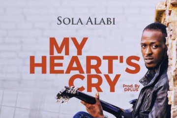 VIDEO: Sola Alabi – My Heart's Cry