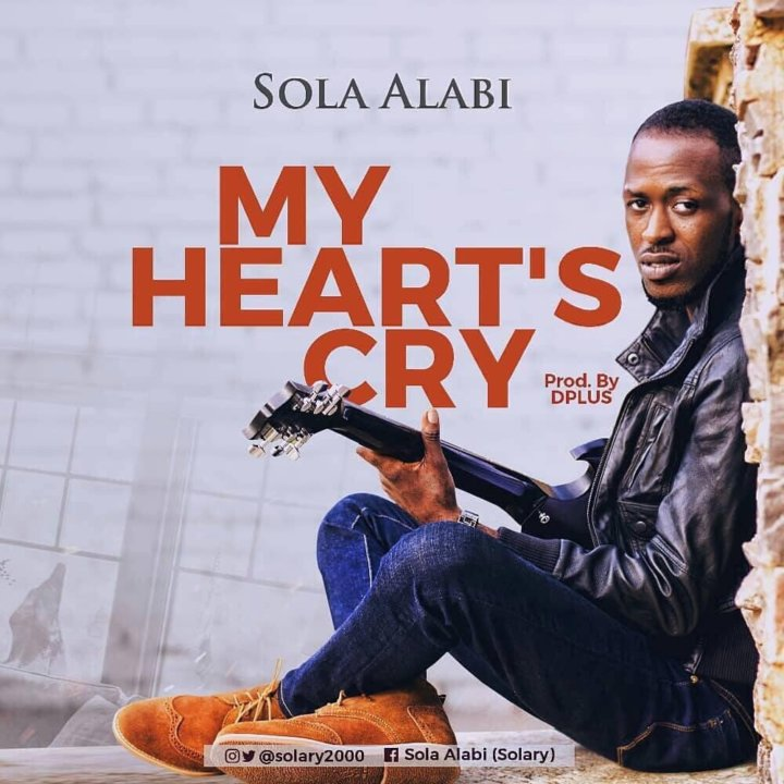 VIDEO: Sola Alabi - My Heart's Cry - Notjustok