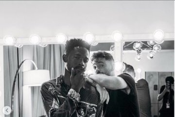 Johnny Drille Finally Links Up With Jon Bellion!