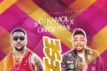 VIDEO: DJ Kamol ft. Oritse Femi - Gbese