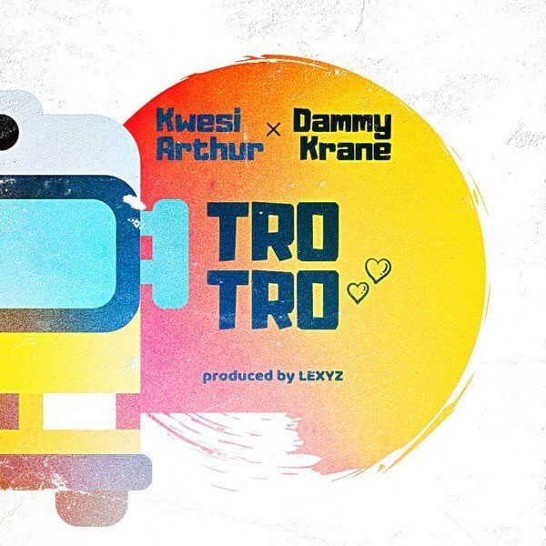 Kwesi Arthur x Dammy Krane - Trotro