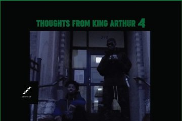 Kwesi Arthur - Thoughts From King Arthur 4