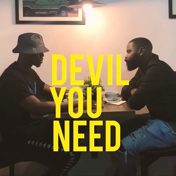 LadiPoe - Devil You Need (Freestyle)