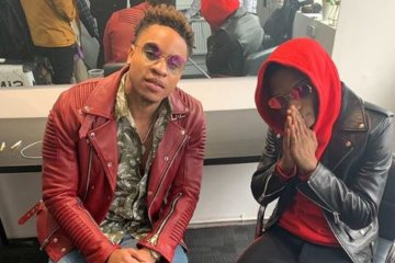 Rotimi says Wizkid helped him in 2011