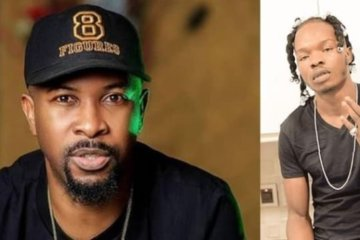 Ruggedman Attacked & Beaten Up In London By Fans Of Naira Marley