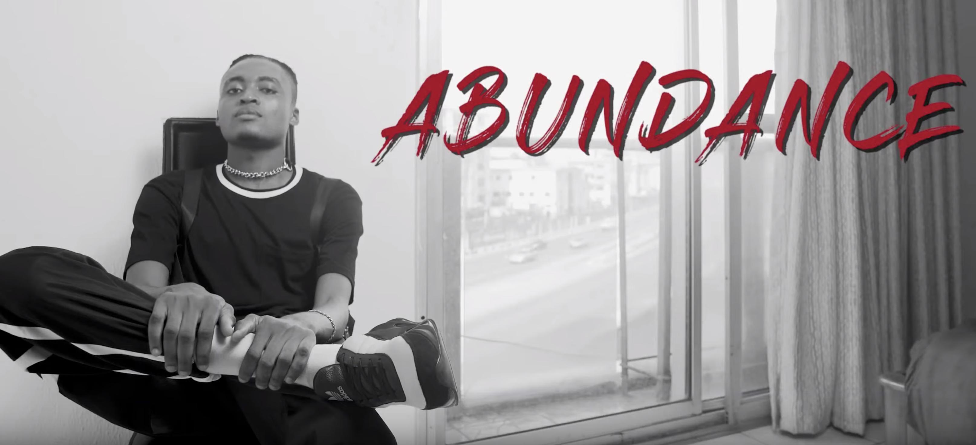 VIDEO: Cheque - Abundance
