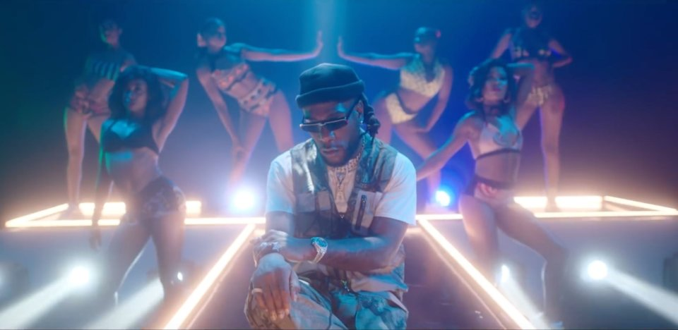 VIDEO: Burna Boy - Anybody