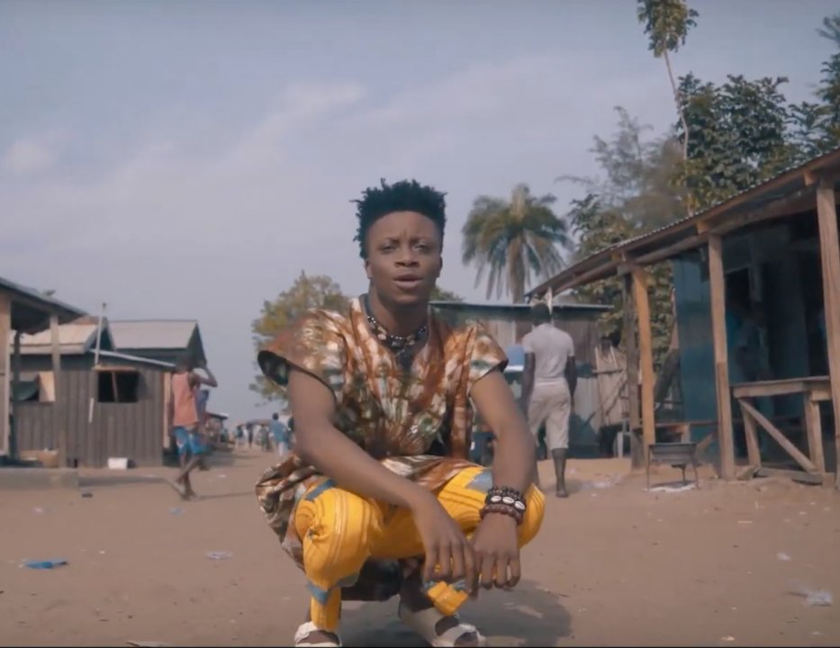 VIDEO: Oxlade - Legend